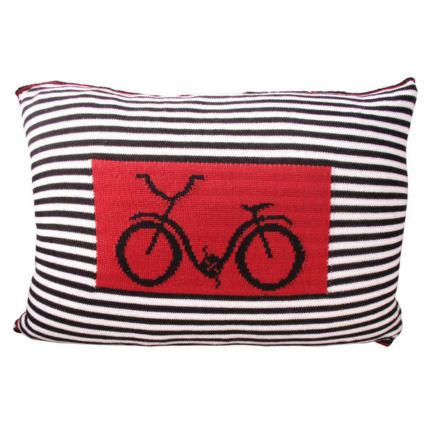 Vertigo Home Bicycle Pillow - Vertigo Home