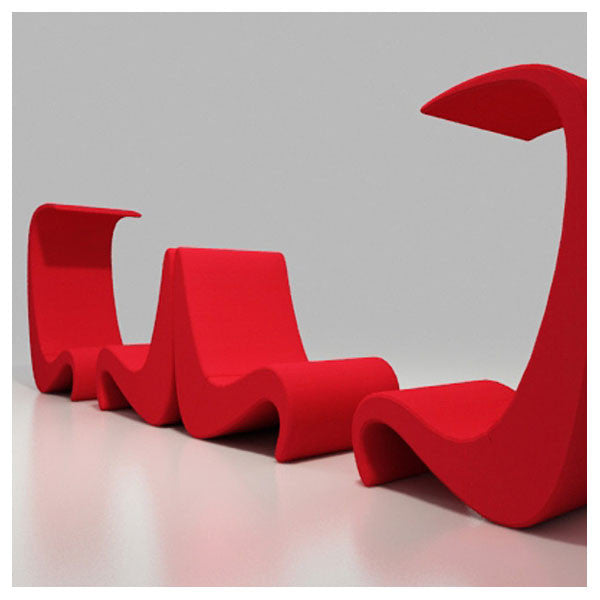 Amoebe Highback Chair by Verner Panton for Vitra - Vertigo Home