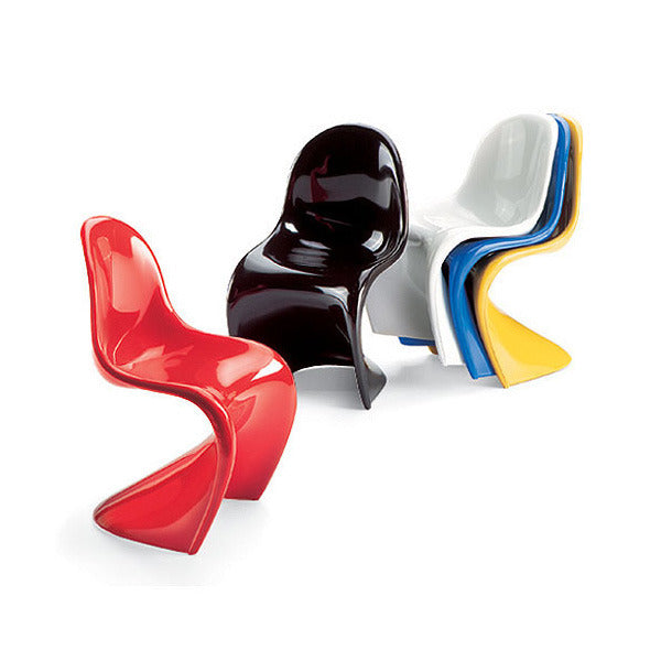 Vitra Miniature Panton Chairs, Set of 5 - Vertigo Home