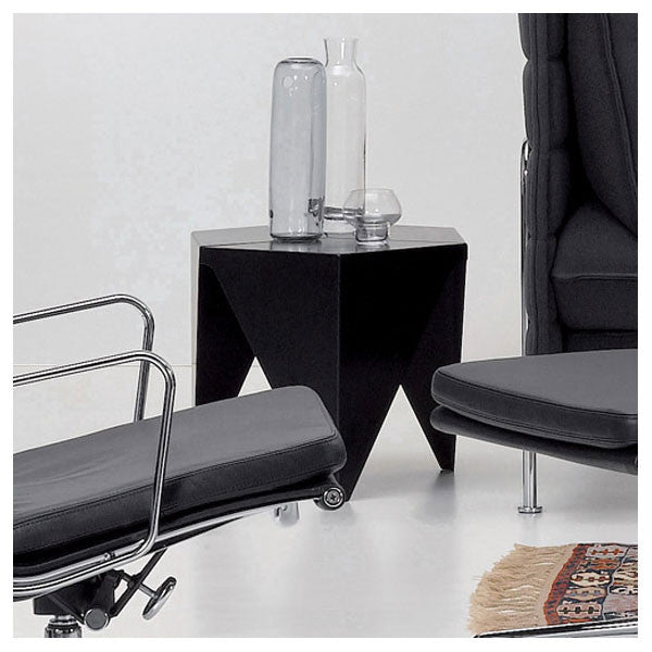 Vitra Black Prismatic Table by Isamu Noguchi - Vertigo Home