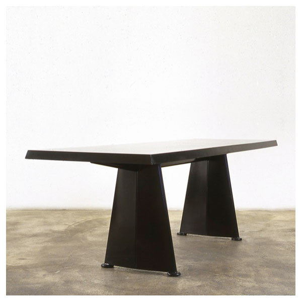 vitra trap ze table by jean prouv vertigo home. Black Bedroom Furniture Sets. Home Design Ideas