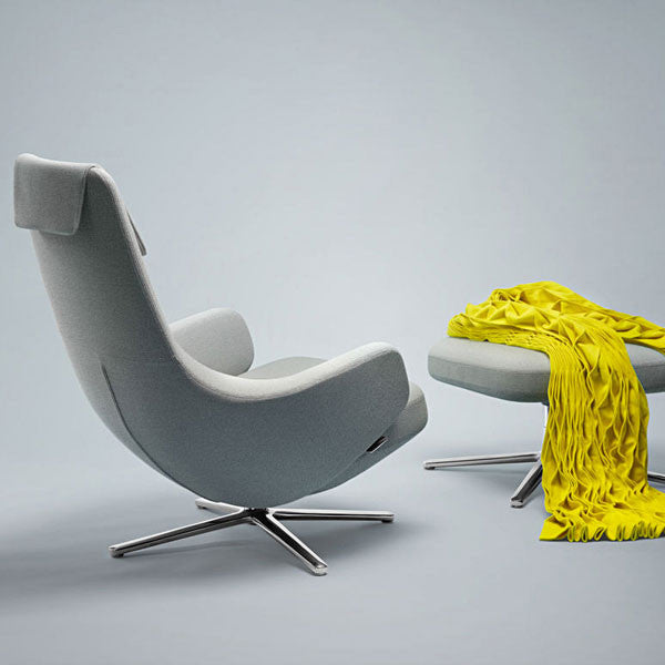 Fabric Repos Lounge Chair by Antonio Citterio for Vitra - Vertigo Home