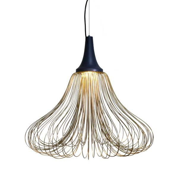 Whisk Hanging Lamp Large by Stanley Ruiz for Hive - Vertigo Home