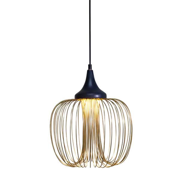 Whisk Hanging Lamp Medium by Stanley Ruiz for Hive - Vertigo Home
