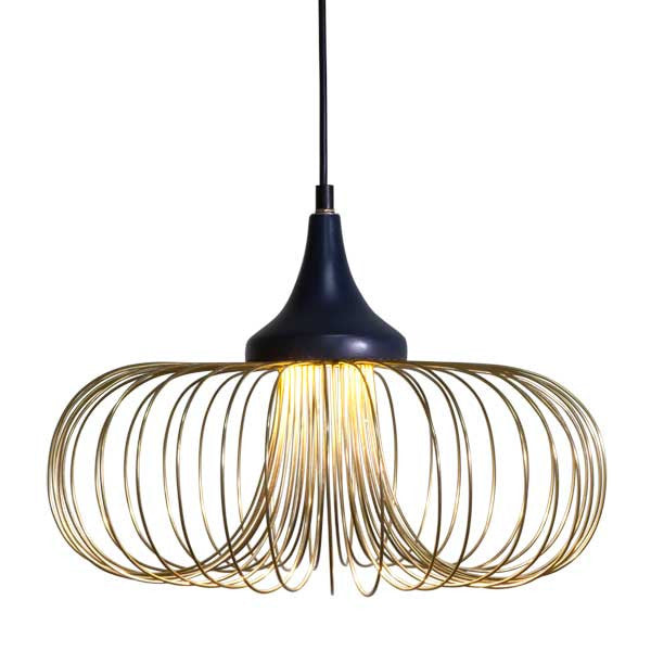 Whisk Hanging Lamp Small by Stanley Ruiz for Hive - Vertigo Home