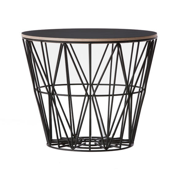 Wire Basket Top by Ferm Living - Vertigo Home