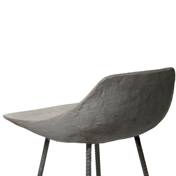 Hauteville Bar Chair by Lyon Béton