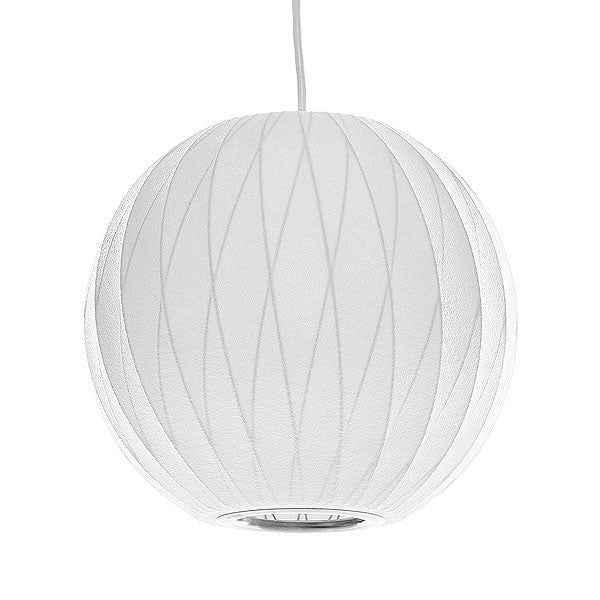 Ball Crisscross Bubble Lamp - George Nelson - Modernica - Vertigo Home