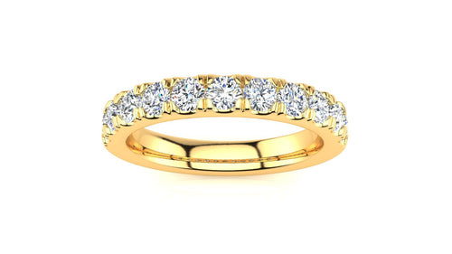 3/4 CT Micropave Venus Ring  .75 CT TDW
