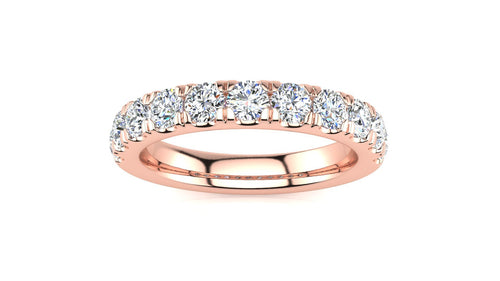 1.00 CT Micropave Venus Ring 1.00 CT TDW