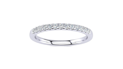 1/5 CT Micropave Venus Ring  .20 CT TDW
