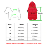 Winter Warmer Dog Jacket