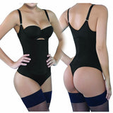 Latex G-String Bodysuit