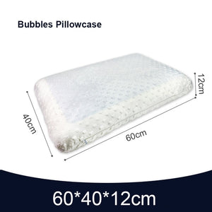 PurenLatex Silicone Gel Memory Foam Cooling Pillow