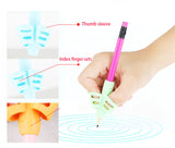 Two-Finger Writing Correction Tool