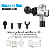 Phoenix A2 Muscle Massage Gun / Deep Tissue Massager