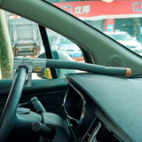 Universal Anti Theft Car Steering Wheel Lock - Top Mounted