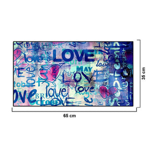 Abstract Wall Art - Love Infinite