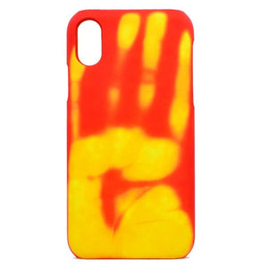 Heat Sensitive Thermal Mobile Phone Cover (iPhone X)