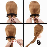 Magic Hair Styler - Roll, Twist, Weave and Braid