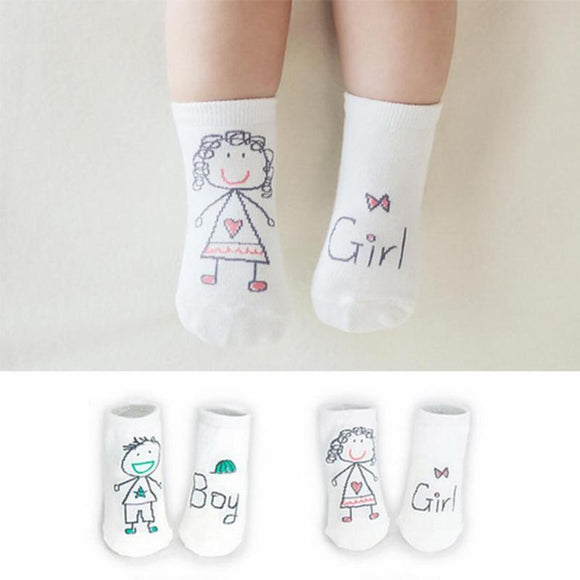 Cute Baby Boy/Girl Socks