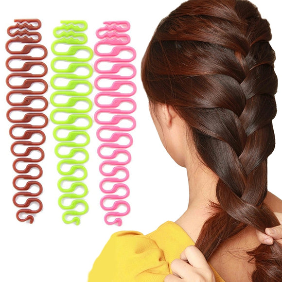DIY Hair Braiding Tool