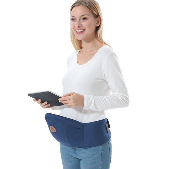 Ergonomic Baby Carrier / Hip Seat