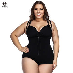 Plus Size Shapewear Body Shaper