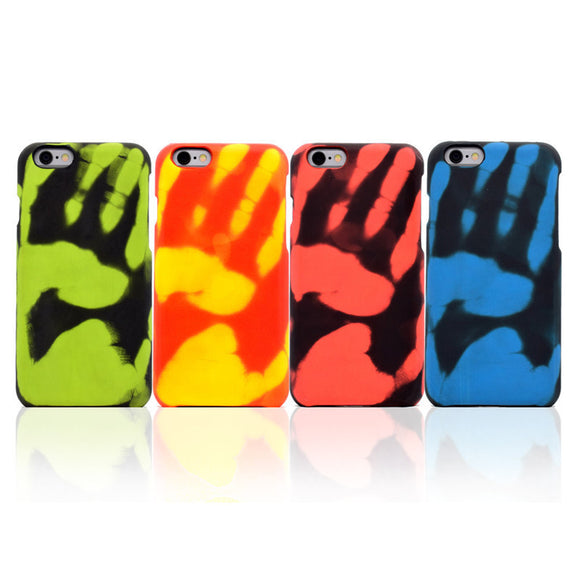 Heat Sensitive Thermal Mobile Phone Cover (iPhone 6/iPhone 6plus)