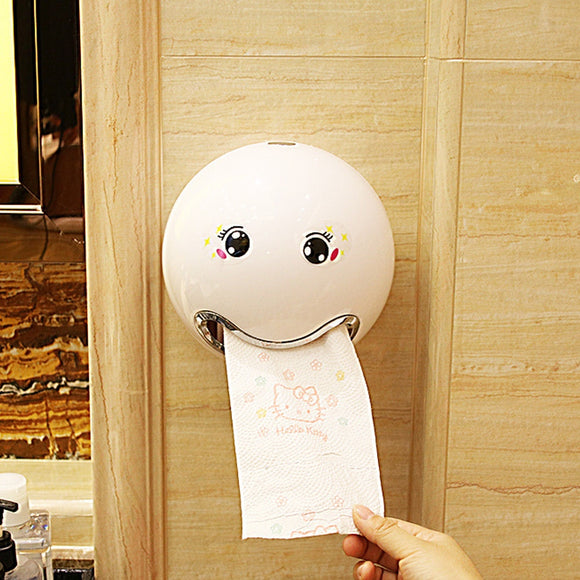 Emoji Toilet Paper Holder