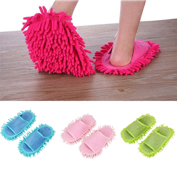 Slipper Style Cleaning Cloth
