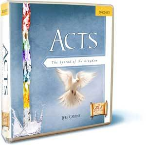 Acts: The Spread of the Kingdom, CD Set