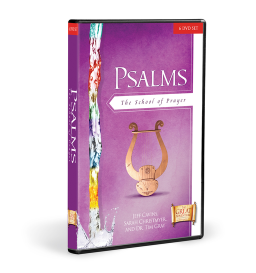 Psalms: The School of Prayer, DVD Set