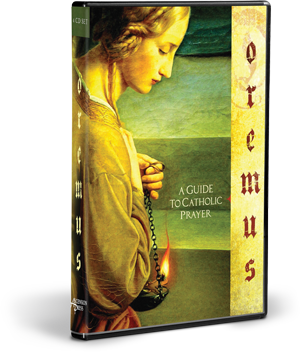 Oremus: A Guide to Catholic Prayer, CD Set