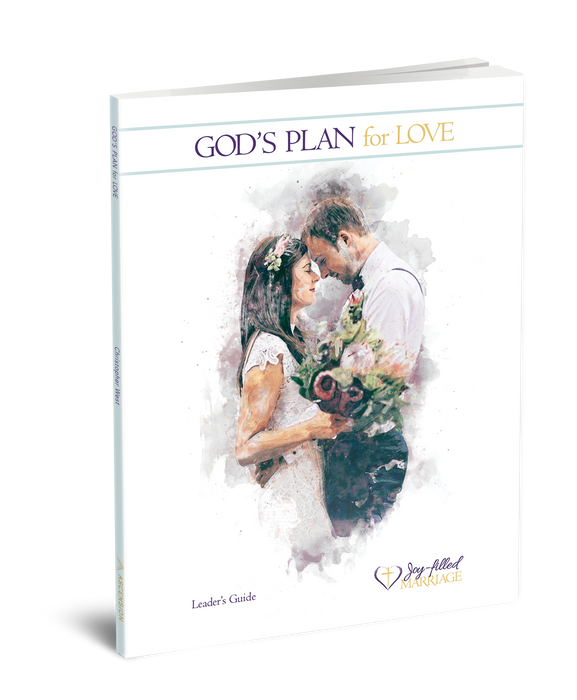 God's Plan for Love, Leader's Guide