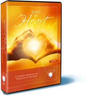 Into the Heart: A Journey Through the Theology of the Body, 16-Part Study, DVD Set