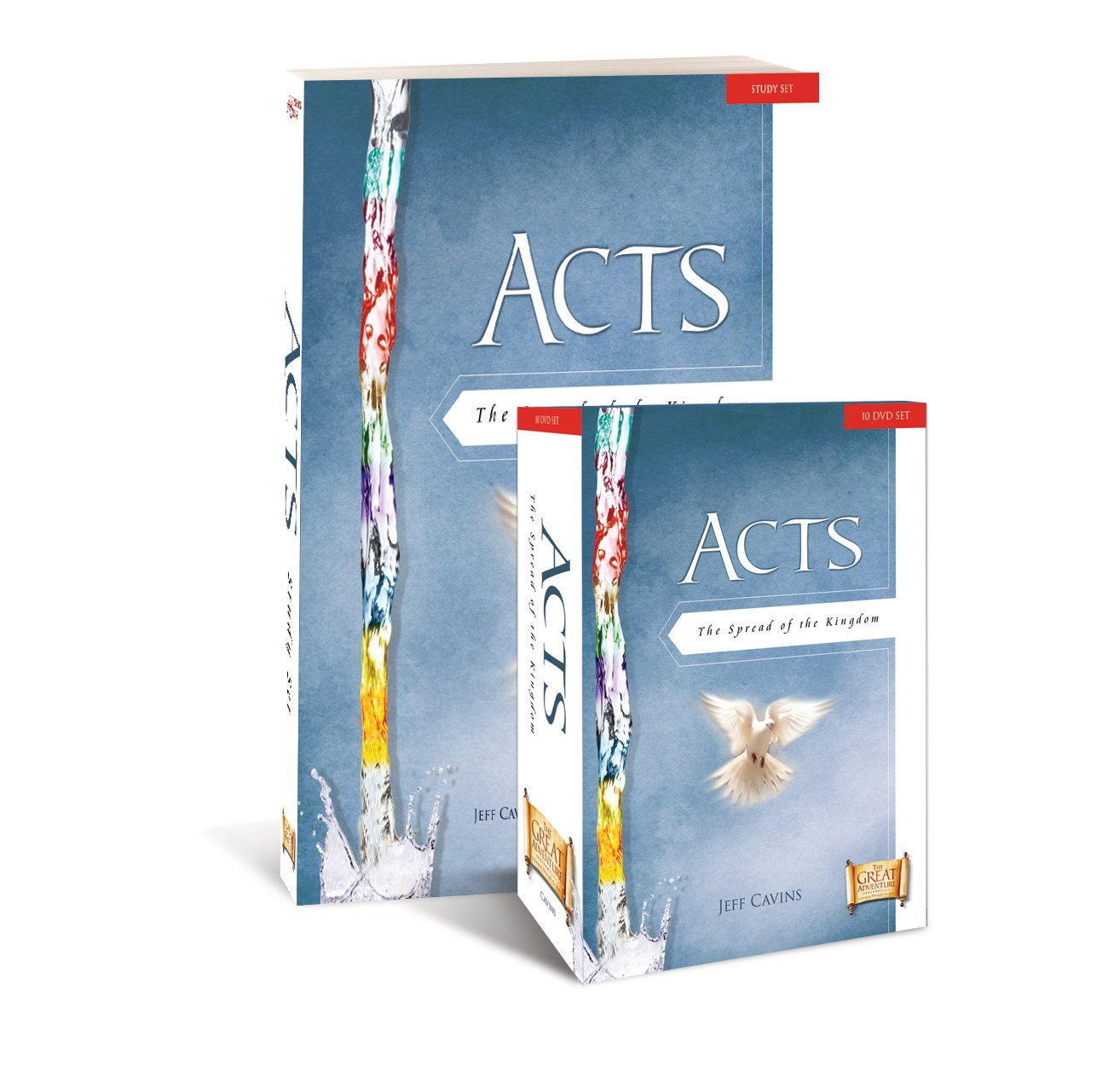 Acts: The Spread of the Kingdom, Starter Pack
