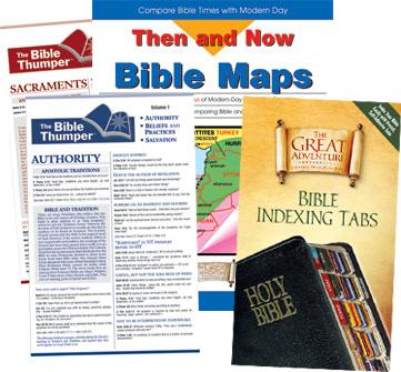 Bible Study Resource Bundle