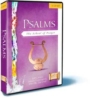 Psalms: The School of Prayer, CD Set