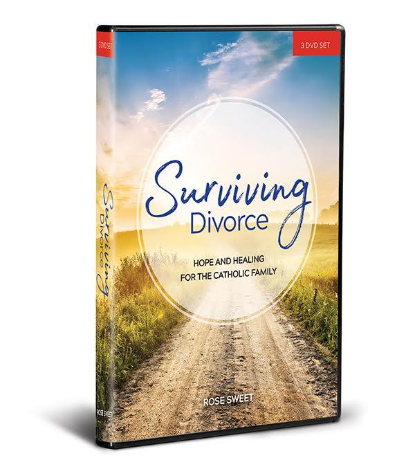 Surviving Divorce: Hope and Healing for the Catholic Family, DVD Set
