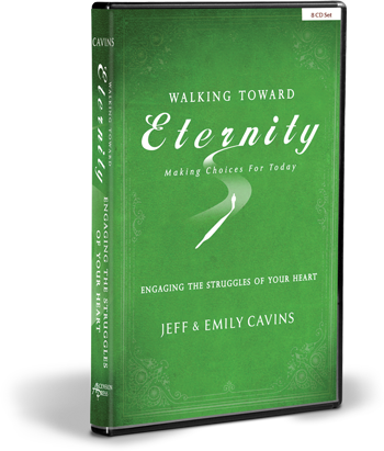 Walking Toward Eternity: Engaging the Struggles of Your Heart, CD Set