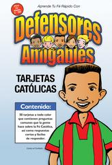 Friendly Defenders: Catholic Flash Cards (Spanish Edition)