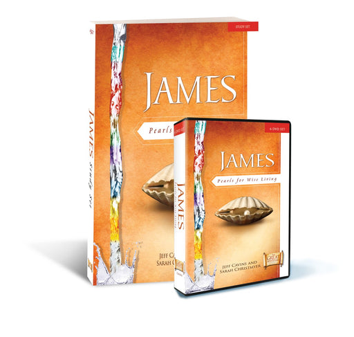 James: Pearls for Wise Living, Starter Pack