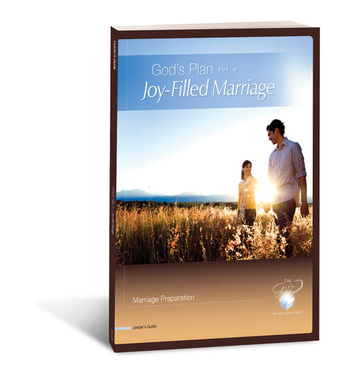 God's Plan for a Joy-Filled Marriage, Leader's Guide