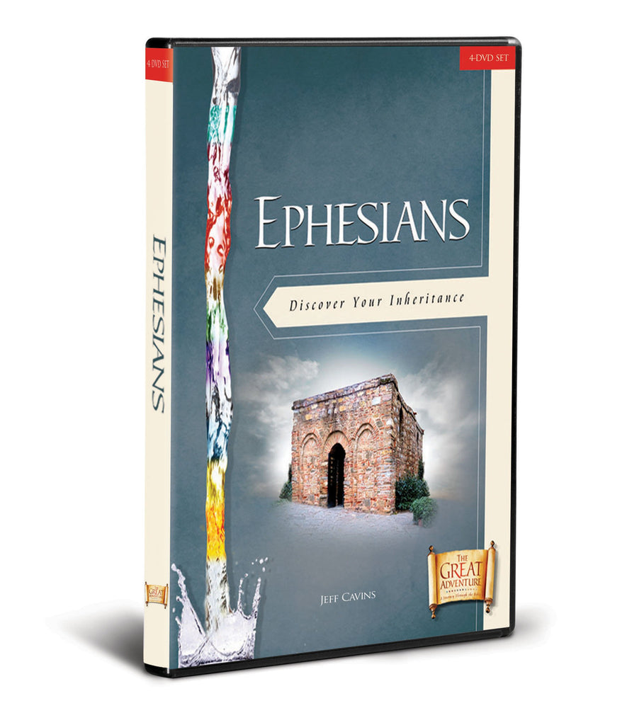 Ephesians: Discover Your Inheritance, DVD Set