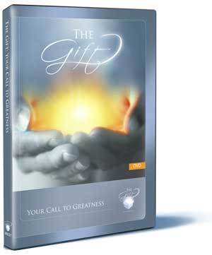 The Gift: Your Call to Greatness, DVD