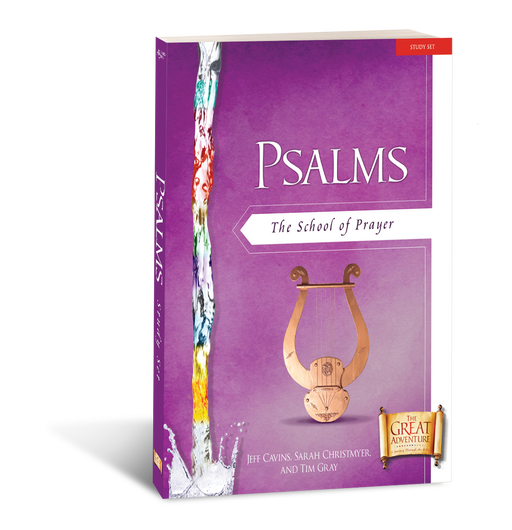Psalms: The School of Prayer, Workbook