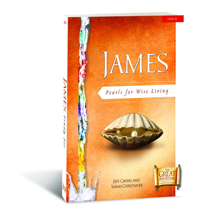 James: Pearls for Wise Living, Workbook