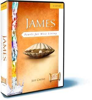 James: Pearls for Wise Living, CD Set