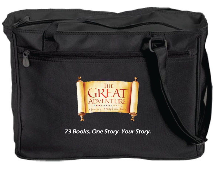 The Great Adventure Tote Bag